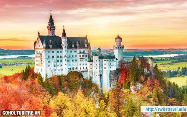 Tour khuyến mãi hè - hướng về Đông Âu tour 6 nước