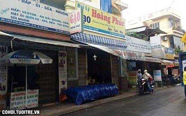 Cần sang gấp nhà MT đường Trần Văn Quang, Q.Tân Bình