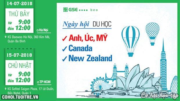 Cơ hội kép khi du học Canada cùng chương trình SDS