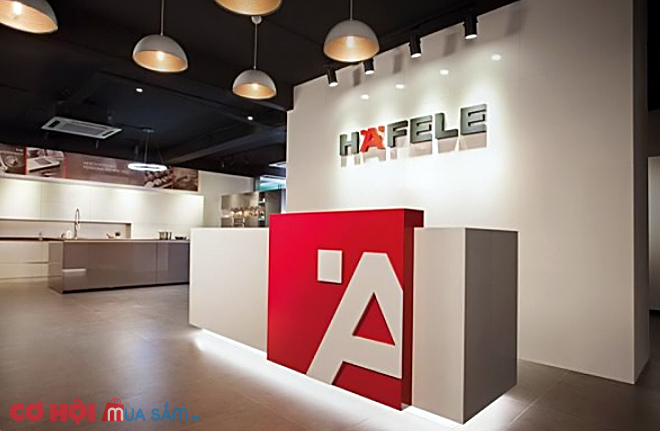 Chương trình giảm giá sốc bếp điện từ Hafele HC-M773D 536.61.705