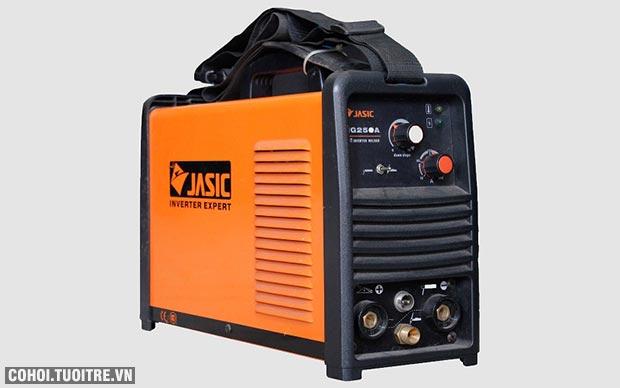 Máy hàn điện tử Jasic TIG-250A, cường độ 225A