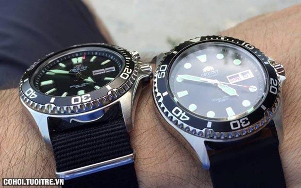 Đồng hồ Orient và Seiko - sự lựa chọn hoàn hảo