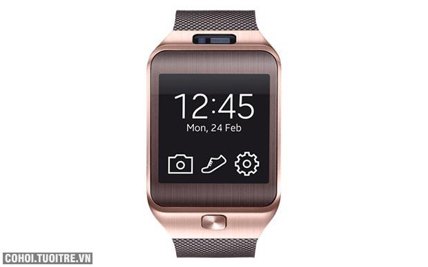 Đồng hồ điện thoại Samsung - xu hướng mới của thời đại