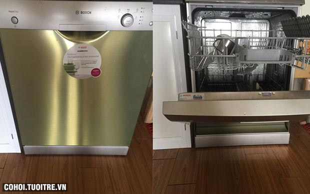 Bùng nổ khuyến mãi máy rửa bát Bosch cuối năm