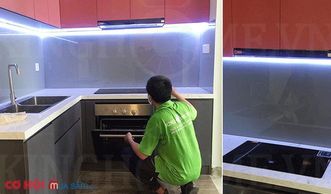 Siêu khuyến mãi thiết bị nhà bếp cho dân cư Gateway Vũng Tàu