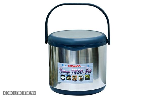 Nồi ủ Khaluck KL-711 (6.0 lít)