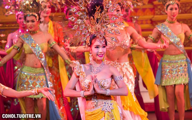 Chuyên tour Campuchia - Thái cao cấp 4 sao giá siêu rẻ