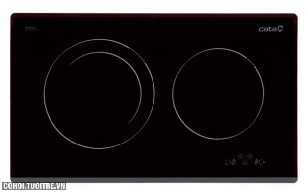 Bếp từ Cata IB 2 PLUS BK