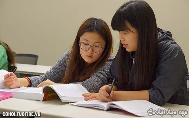 Chương trình TS phương pháp giảng dạy tiếng Anh