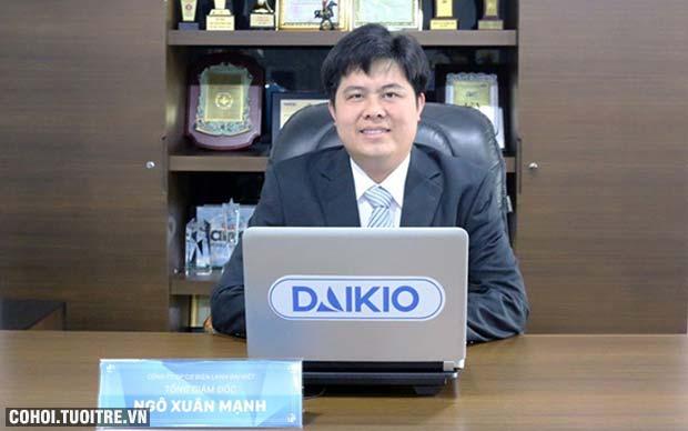 Máy làm mát không khí Daikio DK-2500B