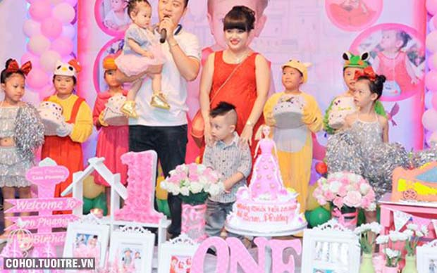 Tư vấn trang trí tiệc sinh nhật cho bé với Kool Style