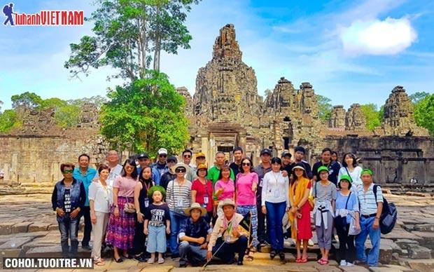 Chùm tour du lịch nước ngoài dưới 7 triệu đồng