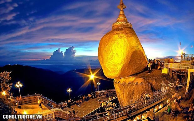 Đến với đất nước của Phật, tour Myanmar Tết Dương lịch