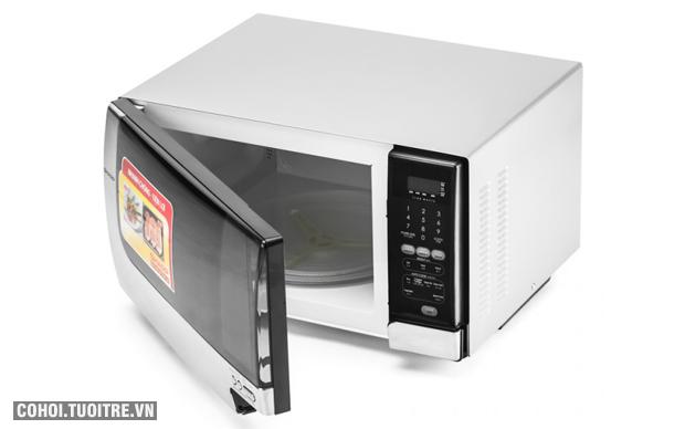 Lò vi sóng Sharp R-399VN(S) - 33L – Có nướng