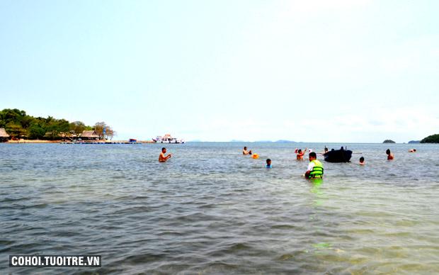 Khám phá quần đảo Bà Lụa – Hòn Phu Tử