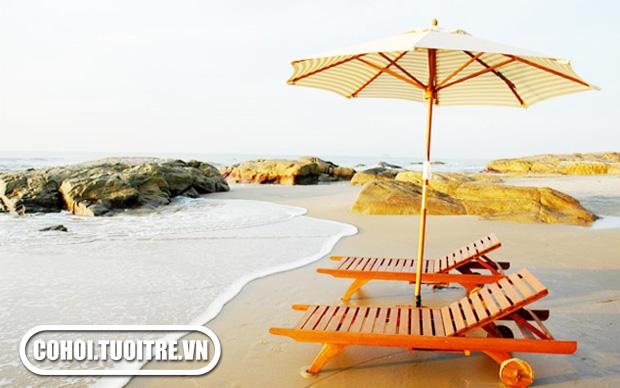 Tour Lagi 2N1D-Tận Hưởng Dịch Vụ 4 Sao Tại Lazi Beach