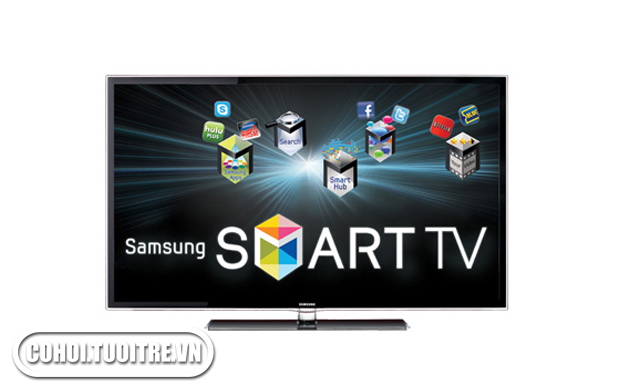 Tivi LED 3D Samsung Model 46D6600