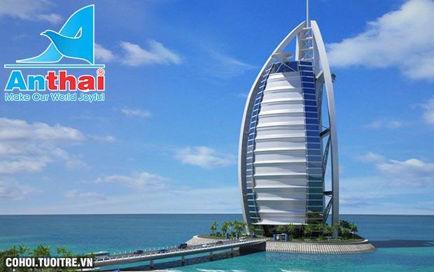 Du lịch Dubai - khai xuân Tết Đinh Dậu