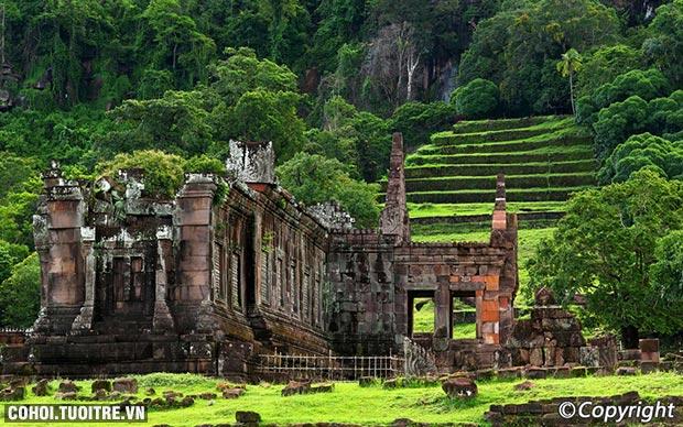 Khám phá cung đường nước Lào mùa xuân