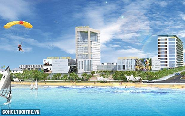 Phú Gia Thịnh đặt chỗ dự án đất biển Đà Nẵng - Phoenix Complex