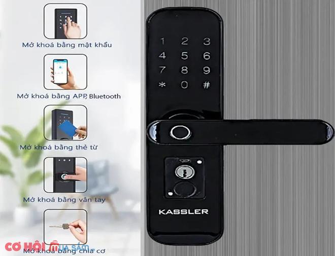 Khóa điện tử Kassler KL-668