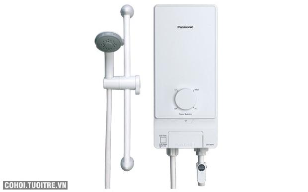 Máy tắm nước nóng Panasonic DH 4MS1VW