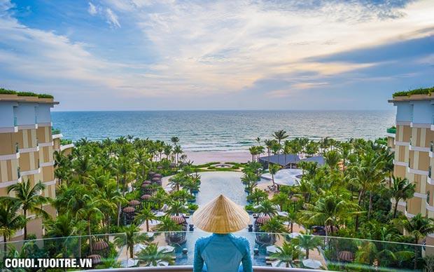 Intercontinental Phu Quoc Long Beach Resort chính thức đi vào hoạt động
