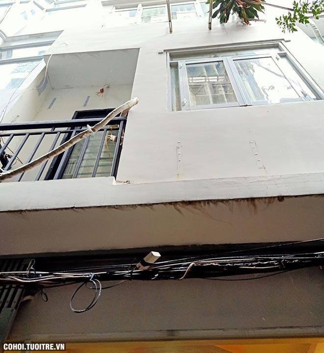 Sang nhà 4 tầng đường Tô Hiến Thành, Q.10, TP.HCM