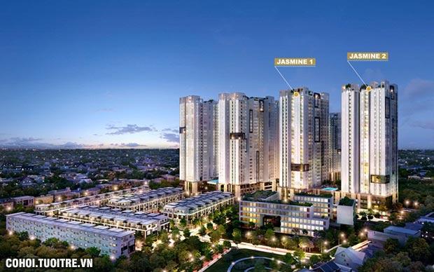 Mua căn hộ cao cấp tại trung tâm TP.HCM ngày càng dễ dàng