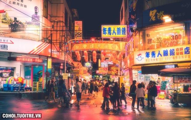 Du lịch Đài Loan luôn visa nay chỉ còn 8,39 triệu