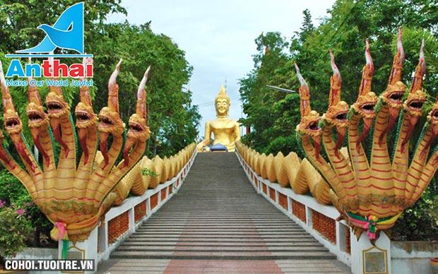 Du xuân Thái Lan dịp Tết Đinh Dậu