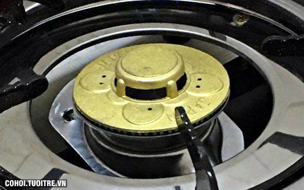 Bếp gas đơn gia đình chén nhôm Fujishi FR-268N
