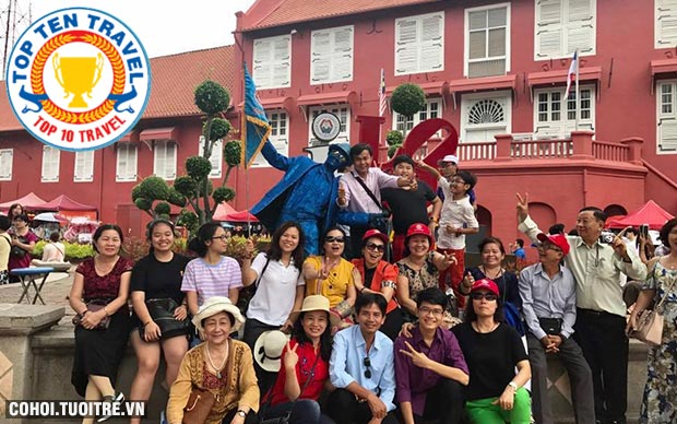 Tour Singapore - Malaysia, Sentosa - Kuala Lumpur - Genting