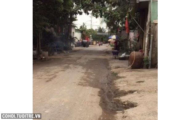 Cần sang đất khu dân cư ở P.Thạnh Xuân, Q.12