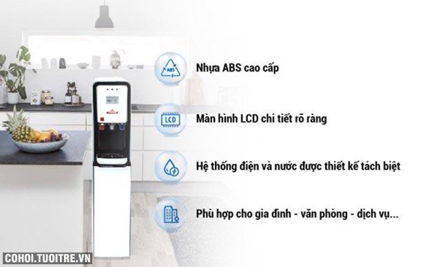 Máy lọc nước phù hợp cho văn phòng, cơ quan