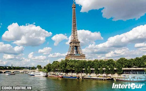 Vi vu tour châu Âu qua 4 quốc gia, giá cực rẻ