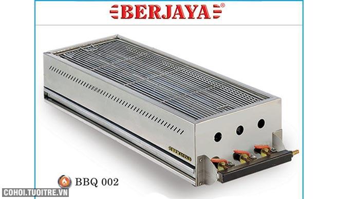 Lò nướng BBQ dùng gas Berjaya BQQ 002
