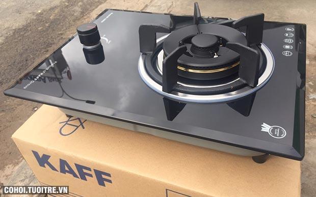 Bếp gas đơn âm 1 lò Kaff KF-330GH