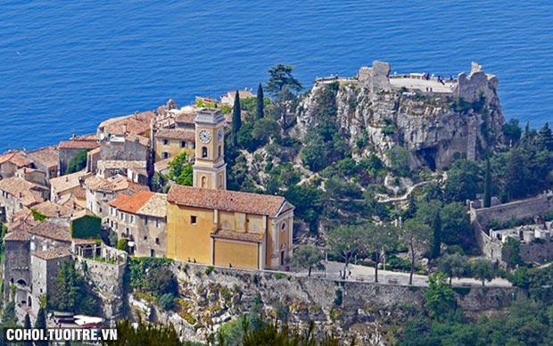 Tour đi Thụy Sĩ, Ý, Vatican, Pháp, Tây Ban Nha