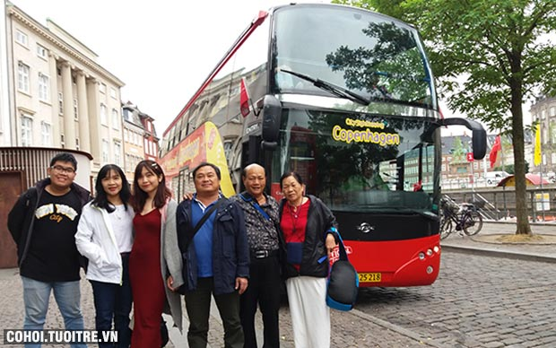 Tour Thụy Sĩ, Đan Mạch, Na Uy, Thụy Điển