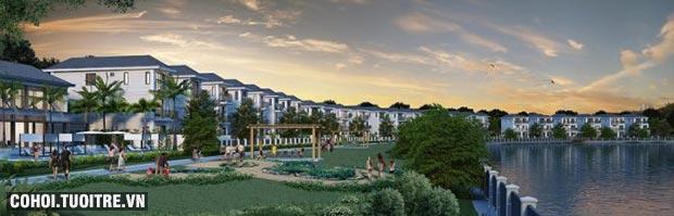 VinaCapital giới thiệu dự án Nine South Estates