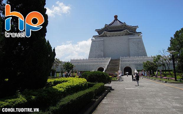 Tour du lịch Đài Loan 6 ngày - Tết 2018