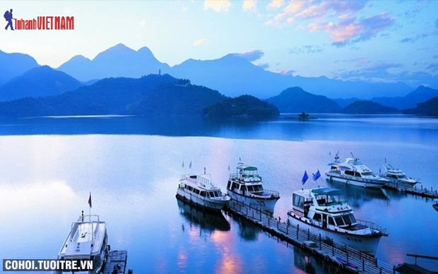 Tour Đài Loan mùa hoa anh đào từ 11,49 triệu đồng