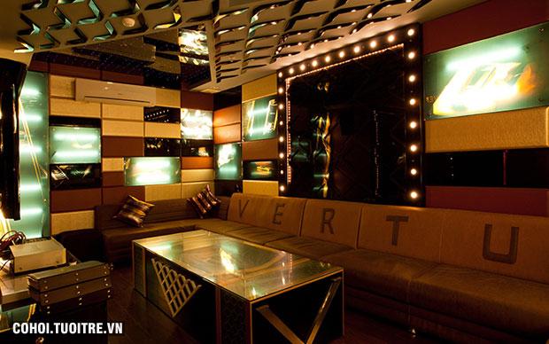 Karaoke - Nhà hàng KINGDOM: Giảm 50% giờ hát