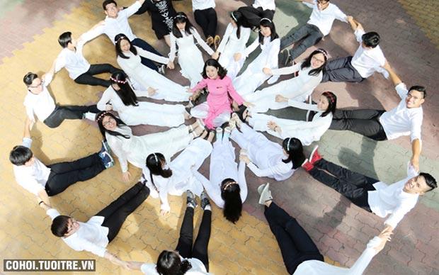 Một thời đáng nhớ của học sinh Asian School