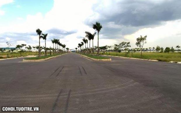 Sang đất nền dự án KDC Đức Hòa III, Long An