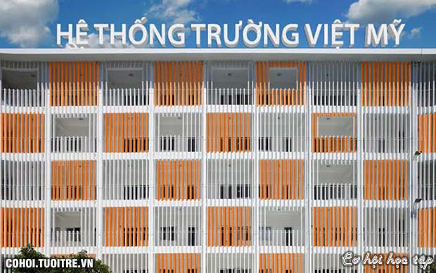 Việt Mỹ (VASS) có nhiều tài năng anh ngữ IELTS 8.0