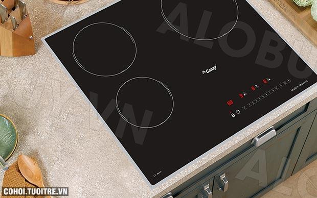 Bếp từ 3 lò cảm ứng Canzy CZ-86HP