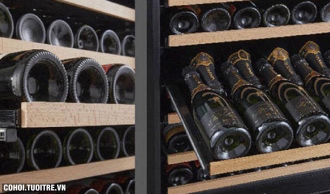 Tủ bảo quản rượu Kadeka KS54TL
