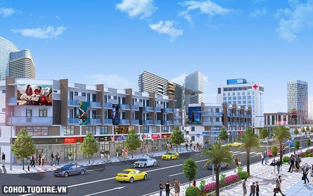 Sức hấp dẫn của bất động sản khu Đông
